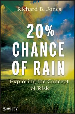 20% Chance of Rain By Jones, Richard B.